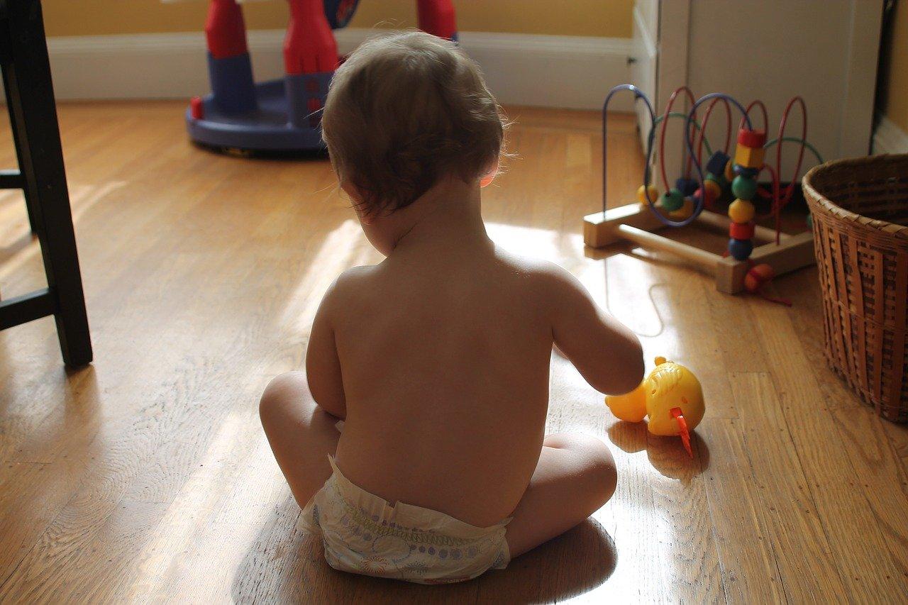 Des jouets pour bébé à faire soi même